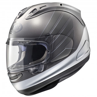 Casque Full Face Arai Rx-7 V Honda CB Grey