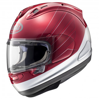 Casque Full Face Arai Rx-7 V Honda CB Rouge