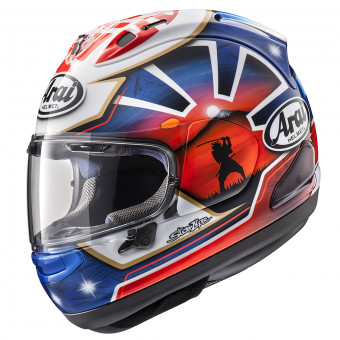 Casque Full Face Arai Rx-7 V Pedrosa Spirit Blue