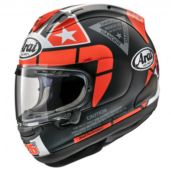 Casque Full Face Arai Rx-7 V Vinales 25