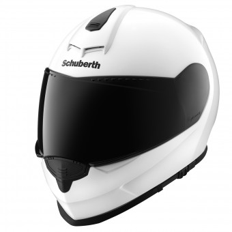 Casque Full Face Schuberth S2 Sport White