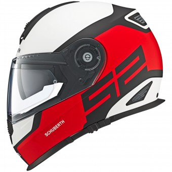 Casque Full Face Schuberth S2 Sport Elite Red