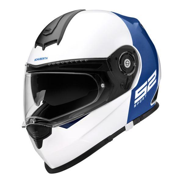 Schuberth S2 Review >> Helmet Schuberth S2 Sport Redux Blue At The Best Price Icasque Co Uk