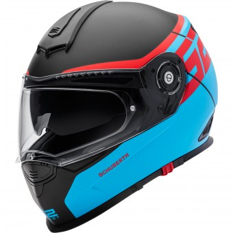 Casque Full Face Schuberth S2 Sport Rush Blue