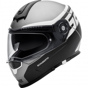 Casque Full Face Schuberth S2 Sport Rush Grey