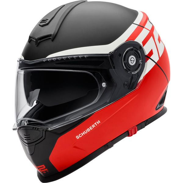 Full Face Schuberth S2 Sport Rush Red