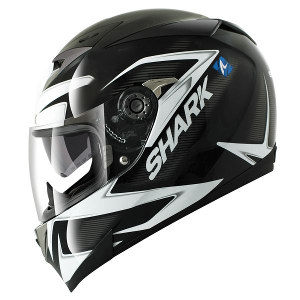 Helmet Shark S700 S Creed Mat Lumi Lum Pinlock In Stock Icasquecouk