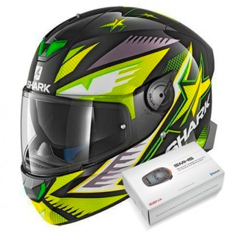 Casque Full Face Shark Skwal 2 Draghal KGY