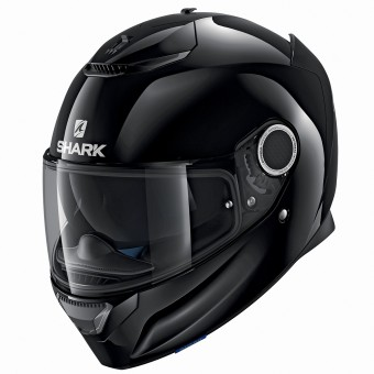 Casque Full Face Shark Spartan Blank BLK