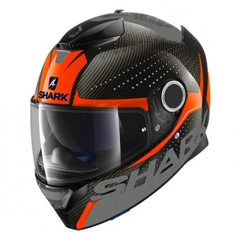 Casque Full Face Shark Spartan Carbon Cliff DOA