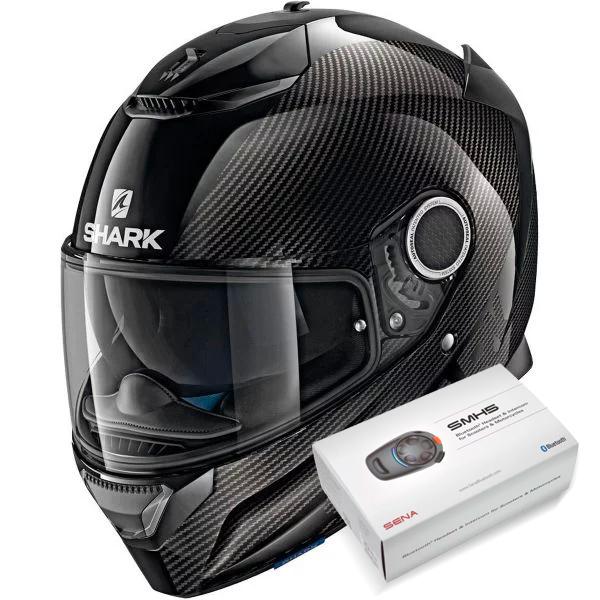 helmet shark spartan carbon dka at the best price. Black Bedroom Furniture Sets. Home Design Ideas