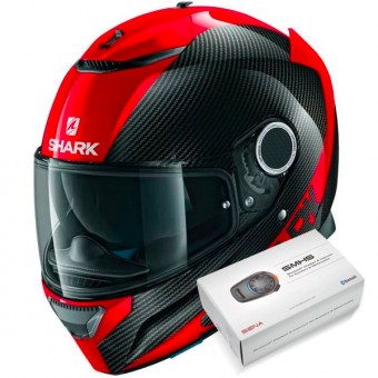 Casque Full Face Shark Spartan Carbon DRR
