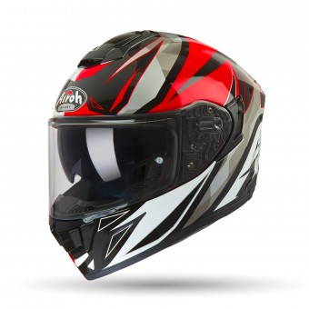 Casque Full Face Airoh ST 501 Thunder Red
