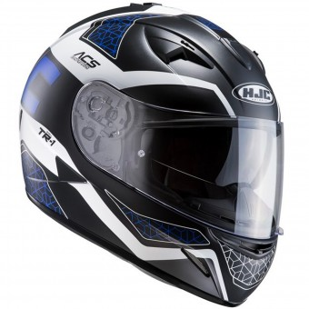 Casque Full Face HJC TR-1 Tholos MC2SF