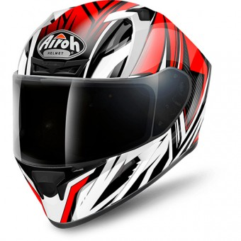 Casque Full Face Airoh Valor Conquer Red