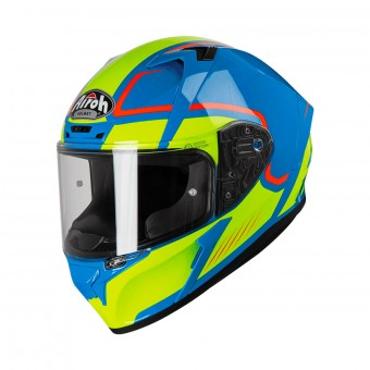 Casque Full Face Airoh Valor Marshall Blue