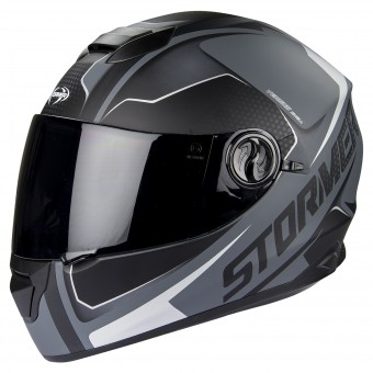 Casque Full Face Stormer Versus Neon Grey