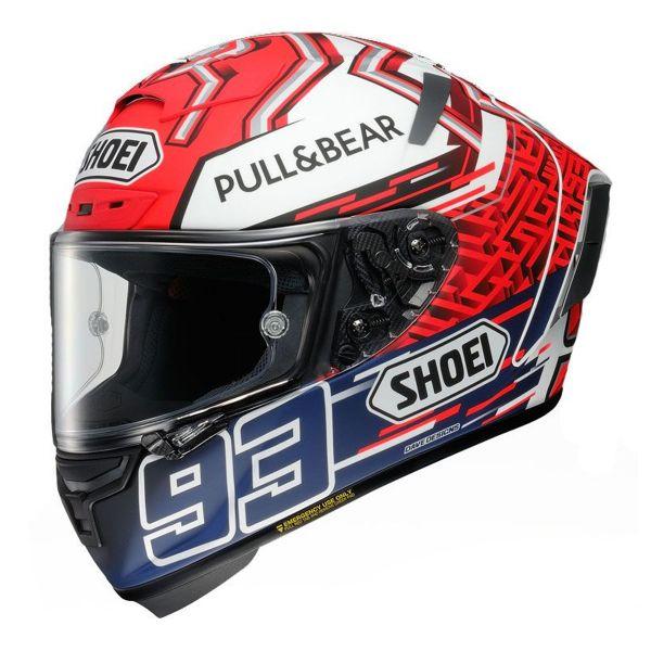 Full Face Shoei X-Spirit 3 Marquez5 TC1