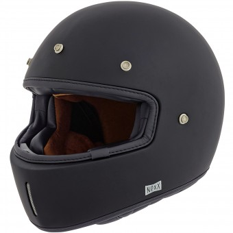 Casque Full Face Nexx X.G100 Purist Matt Black