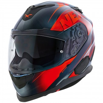 Casque Full Face Nexx X.T1 Exos Red