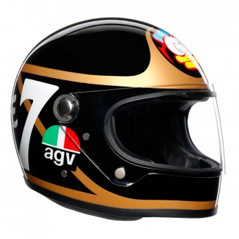 Casque Full Face AGV X3000 Barry Sheene