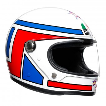 Casque Full Face AGV X3000 Lucky Replica