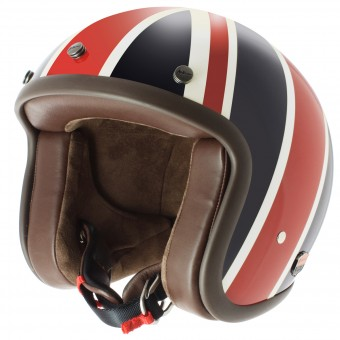Casque Open Face Airborn Steve AB 38 UK Flag