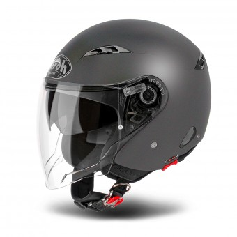 Casque Open Face Airoh City One Anthracite Matt