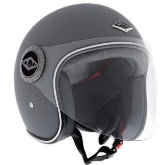 Casque Open Face Edguard Dirt Ed Visor Dark Grey Matt