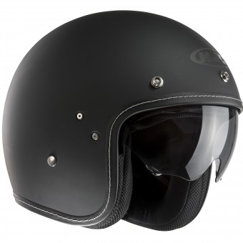 Casque Open Face HJC FG-70s Matt Black