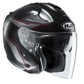 Casque Open Face HJC FG-Jet Jike MC1SF