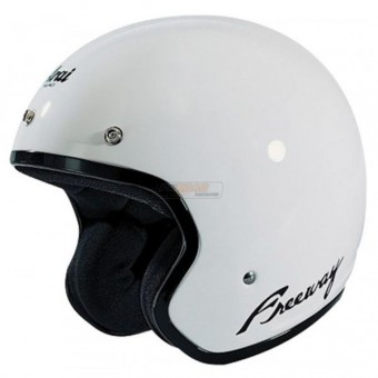 Casque Open Face Arai Freeway 2 Diamond White