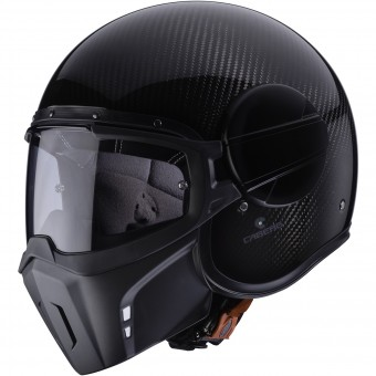 Casque Open Face Caberg Ghost Carbon