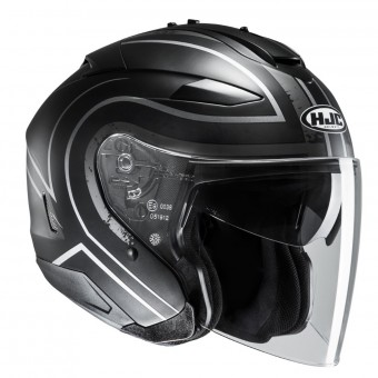 Casque Open Face HJC IS-33 II Apus MC5SF