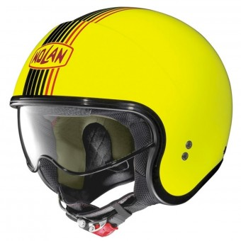 Casque Open Face Nolan N21 Joie De Vivre Led Yellow 61