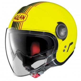 Casque Open Face Nolan N21 Visor Joie De Vivre Led Yellow 38