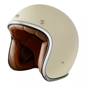 Casque Open Face Stormer Pearl Cream