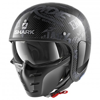Casque Open Face Shark S-Drak Freestyle Cup DAA