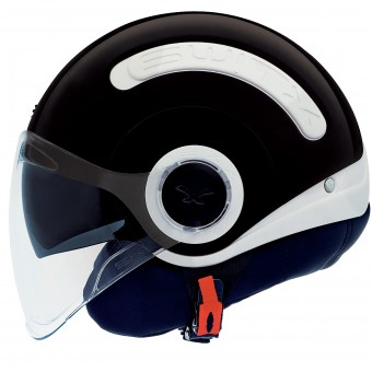 Casque Open Face Nexx SX.10 Switx White Black