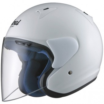 Casque Open Face Arai SZ-F Diamond White