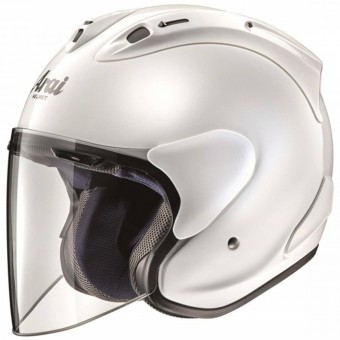 Casque Open Face Arai SZ-RAM X White Frost