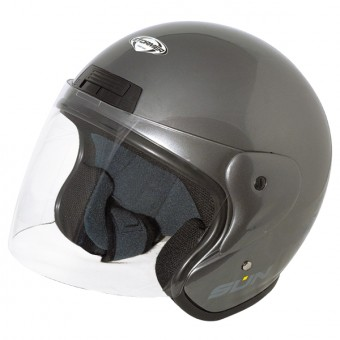 Casque Open Face Stormer Sun Grey