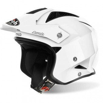 Casque Open Face Airoh TRR S White