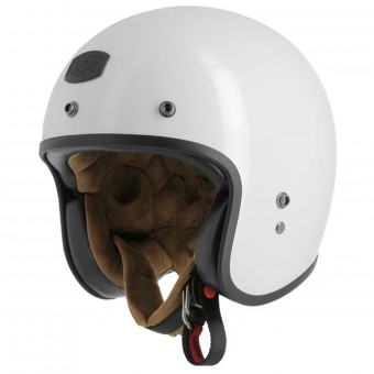 Casque Open Face Astone Vintage Bellair White
