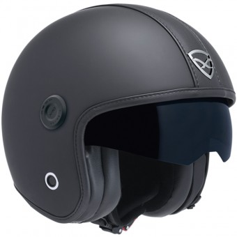 Casque Open Face Nexx X70 Core Black