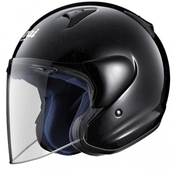 Casque Open Face Arai SZ-F Diamond Black