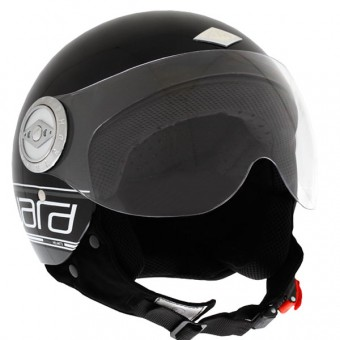 Casque Open Face Edguard Bobber Logo Black