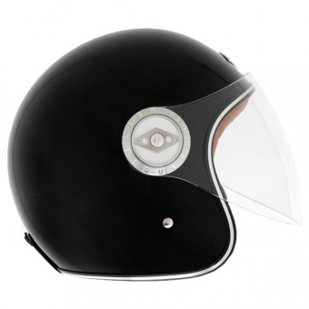 Casque Open Face Edguard Dirt Ed Original Black