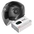 Pack I40 Semi Flat Black + Kit Bluetooth Sena SMH5