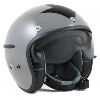 Casque Open Face HARISSON Corsair Harrow Grey Black